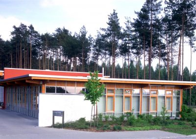 Betriebsgebäude Firma Müller & Skade