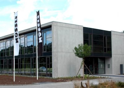 Bürogebäude Firma Nüssli