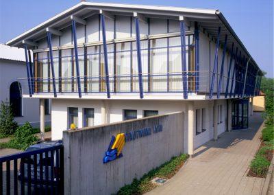 Verwaltungsgebäude Stadtwerke Roth