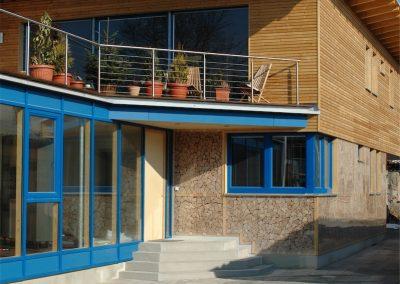 Bürogebäude Zimmerei | Schreinerei Hochreuther E.K.
