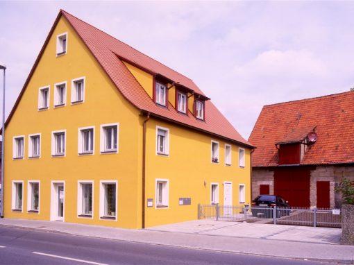 Wohn- und Geschäftshaus L.
