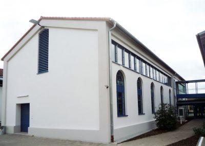 Lagergebäude Stadtwerke Roth