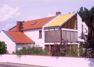 Einfamilienhaus B.