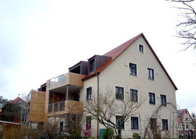 Mehrfamilienhaus BHG S.R.