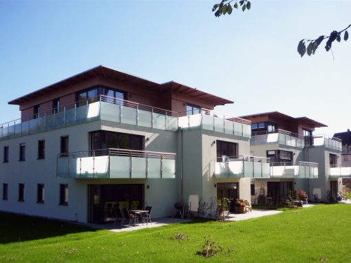 Mehrfamilienhaus BHG B.M.