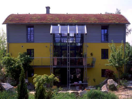 Niedrigenergiehaus O.