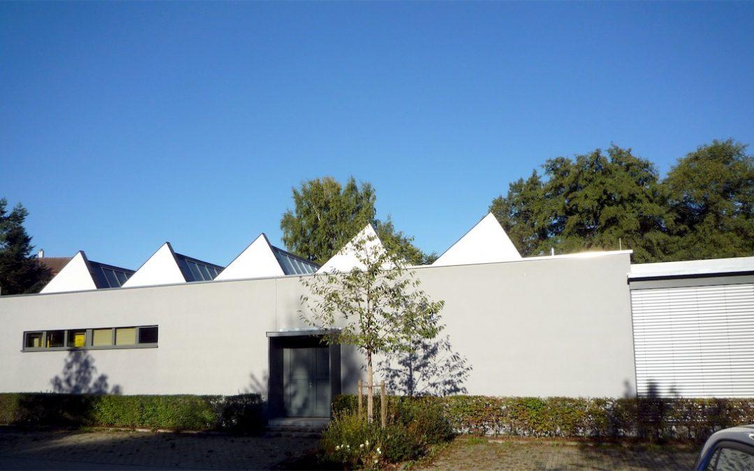 Erweiterung Fabrikmuseum Roth