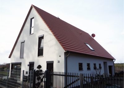 Einfamilienhaus D.