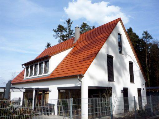 Einfamilienhaus D. mit integrierter Garage