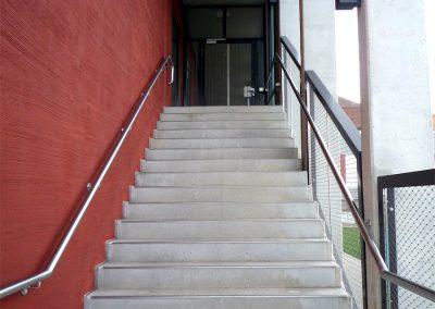 Sporthalle Grundschule Gartenstraße Roth